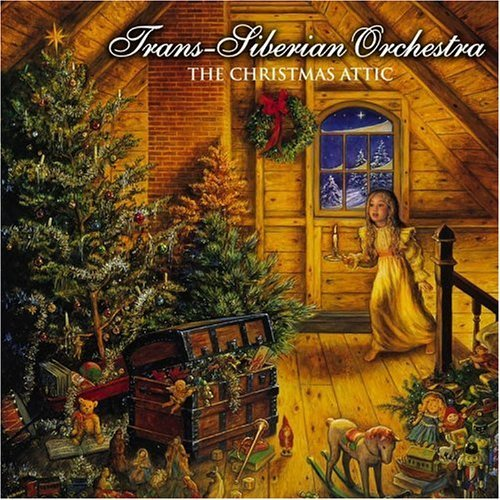 Trans Siberian Orchestra - The Christmas Attic