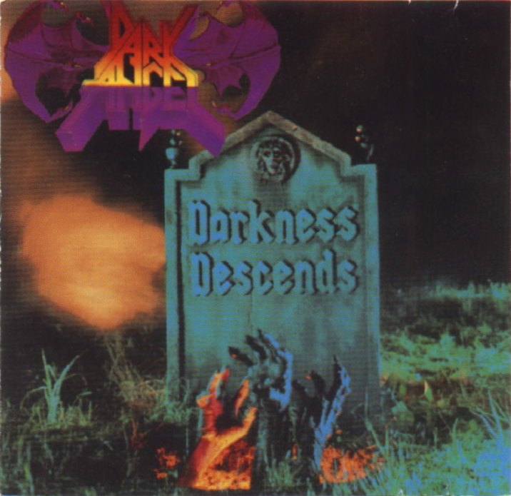 Dark Angel Darkness Descends 1986