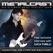 MetalCast Episode 158 - Feat. Luca Turilli